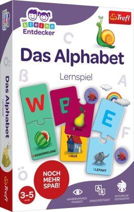 Das Alphabet - Lernspiel