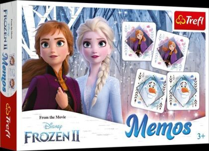 Disney: Frozen 2 Memos