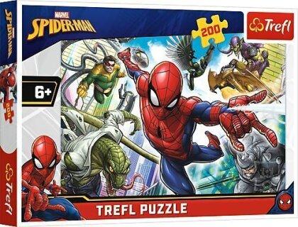 Spiderman - 200 Teile Puzzle