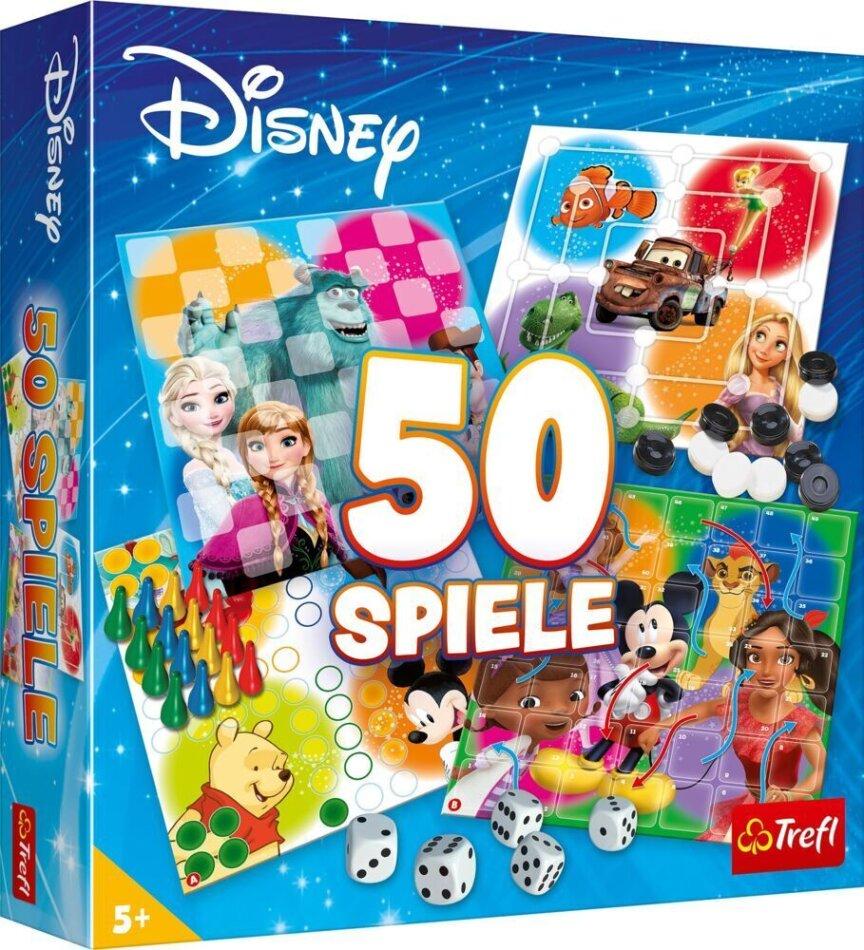 Disney: 50 Spiele Spielesammlung