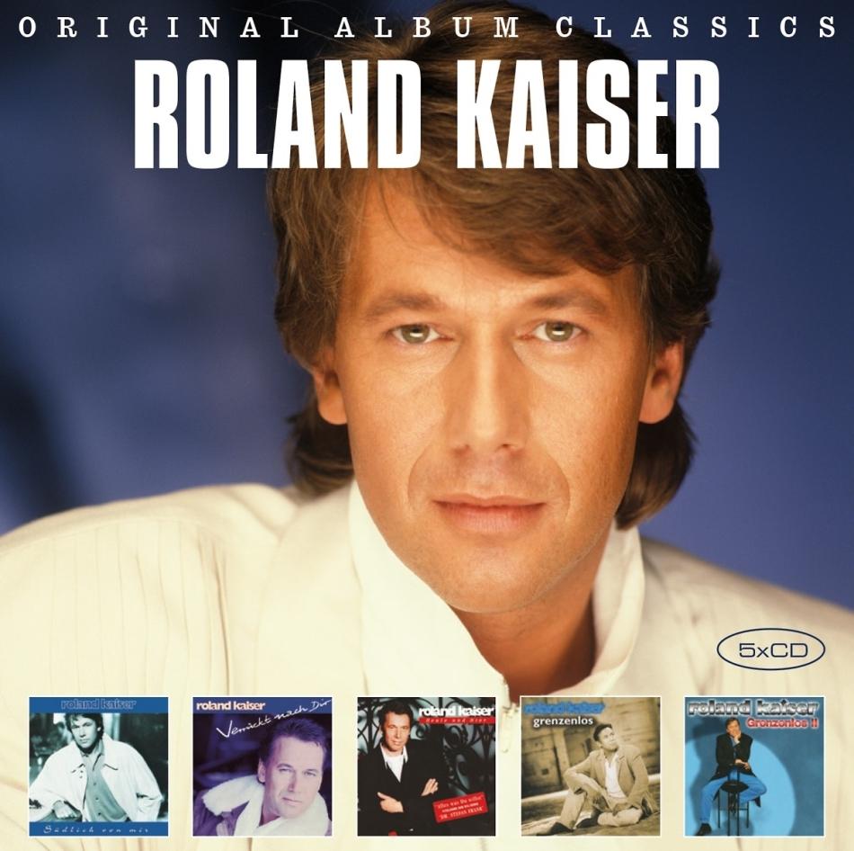 Roland Kaiser - Original Album Classics Vol. 2 (5 CDs)