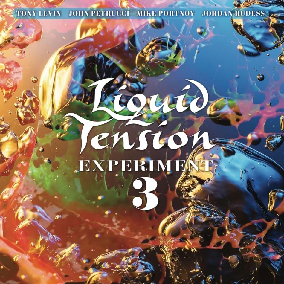 Liquid Tension Experiment - Lte3 (Black Vinyl, Gatefold, 3 LPs + 2 CDs)