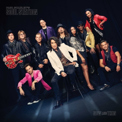Paul Stanley's Soul Station - Now And Then (2 LPs)