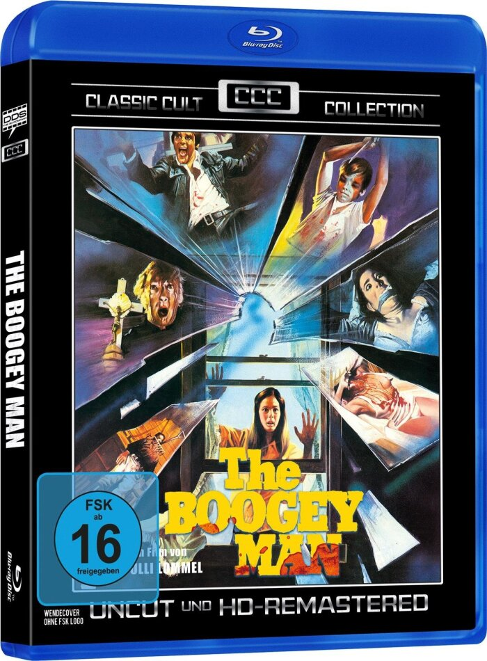 The Boogey Man (1980) (Classic Cult Collection, HD-Remastered, Uncut)