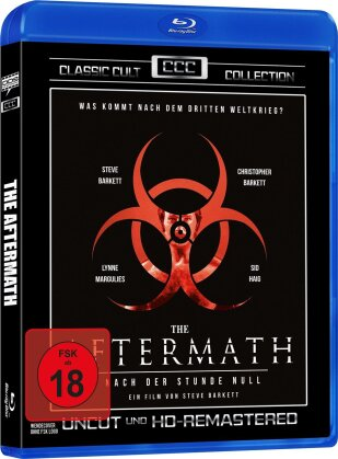 The Aftermath (1982) (Classic Cult Collection, HD-Remastered, Uncut)