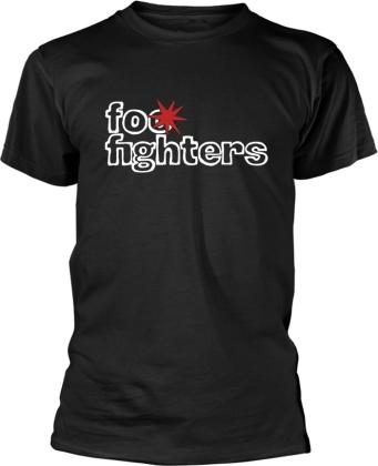 Foo Fighters - Logo (Black)