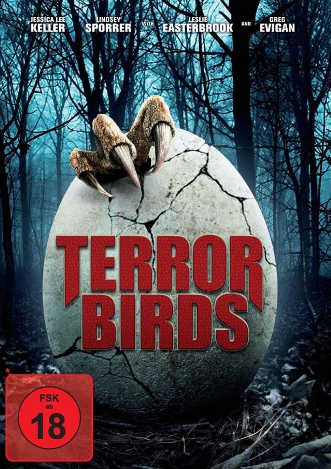 Terror Birds - Die Vögel des Todes (2016)