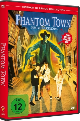 Phantom Town - Spukstadt des Schreckens (1999) (Horror Classics Collection)