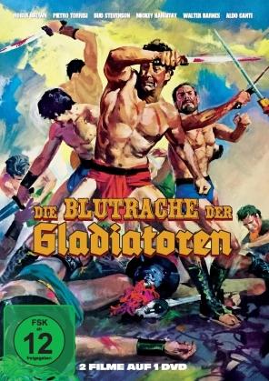 Die Blutrache der Gladiatoren - Sieben gegen Rom / Die Rache der Gladiatoren