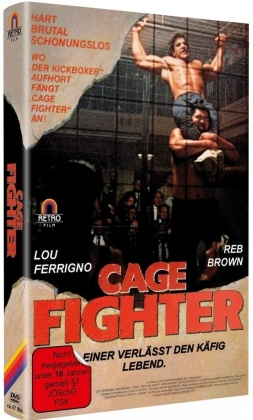 Cage Fighter - Hartbox (Hartbox, Limited Edition)