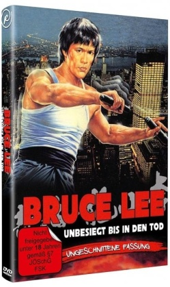 Bruce Lee - Unbesiegt bis in den Tod (1976) (Hartbox, Limited Edition)