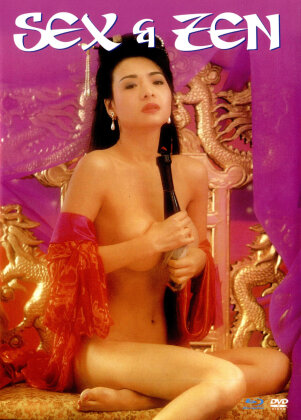 Sex & Zen (1991) (Cover C, Limited Edition, Mediabook, Blu-ray + DVD)
