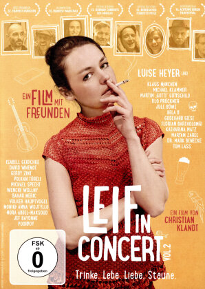Leif in Concert - Vol. 2 (2019)