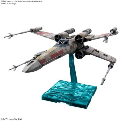 Bandai Hobby - Star Wars X-Wing Starfighter Red5 (Skywalker Ver)