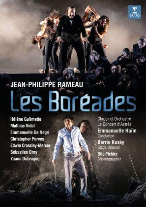 Emmanuelle Haïm & Les Boreades - Le concert d'Astree