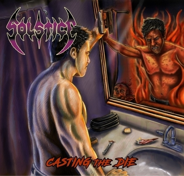 Solstice - Casting The Die (LP)