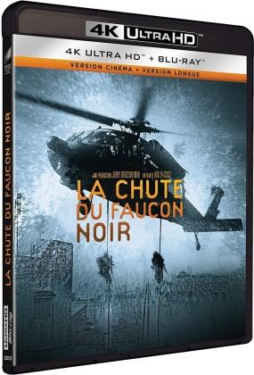 La chute du faucon noir (2001) (Kinoversion, Langfassung, 4K Ultra HD + Blu-ray)