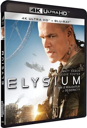 Elysium (2013) (4K Ultra HD + Blu-ray)