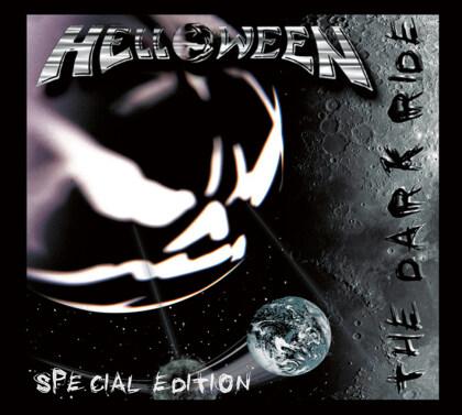 Helloween - Dark Ride (Limited, 2021 Reissue, Clear Grey Splatter Vinyl, 2 LPs)