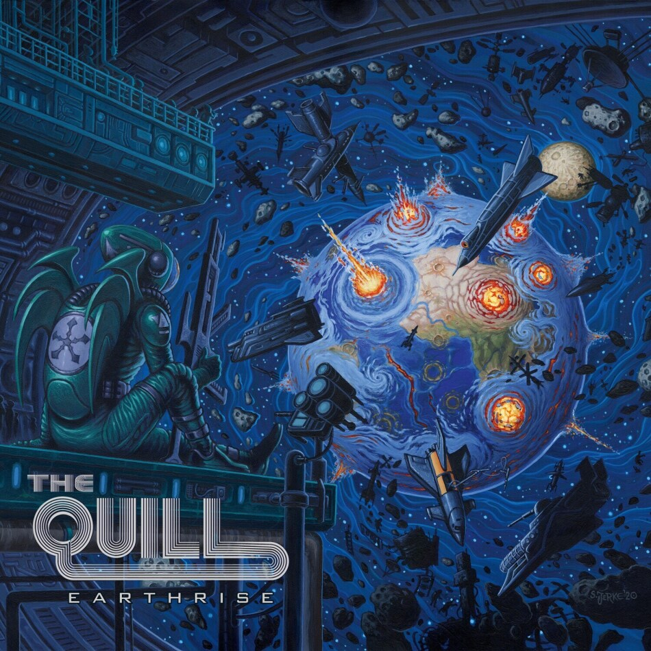The Quill - Earthrise (Clear Vinyl, LP)