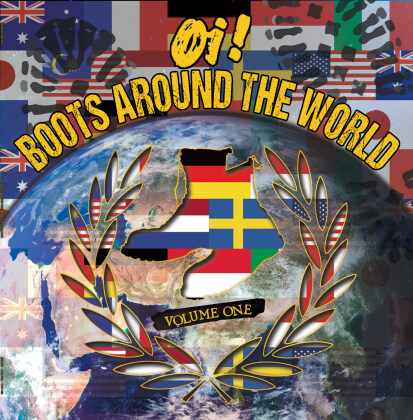 Oi! Boots Around The World Vol. 1 (Limited, LP + CD)