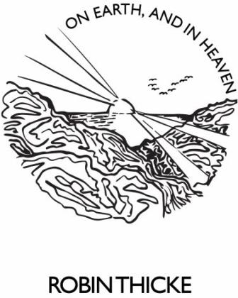 Robin Thicke - On Earth & In Heaven (Clear Vinyl, LP)