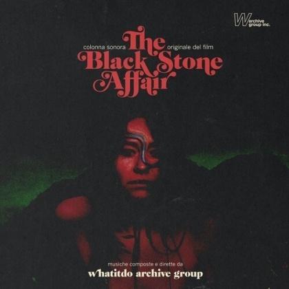 Whatitdo Archive Group - Black Stone Affair (LP)