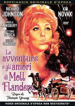 Le avventure e gli amori di Moll Flanders (1965) (Rare Movies Collection, Doppiaggio Originale D'epoca)