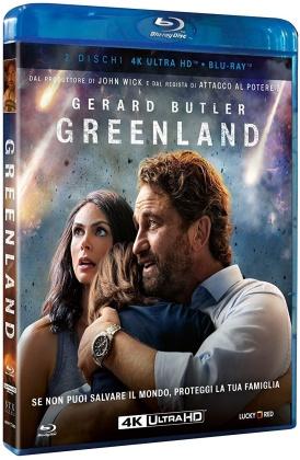 Greenland (2020) (4K Ultra HD + Blu-ray)