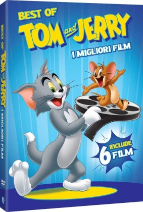 Tom & Jerry - Best Of Movies (6 DVDs)