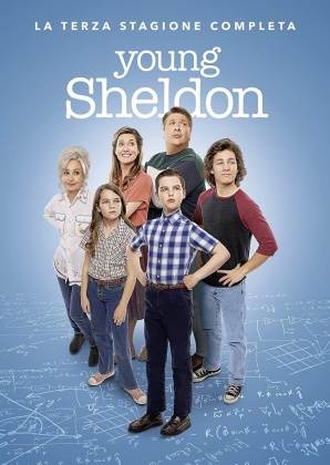 Young Sheldon - Stagione 3 (2 DVDs)