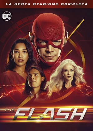 The Flash - Stagione 6 (4 DVDs)