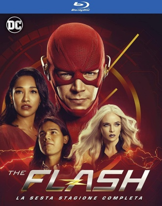 The Flash - Stagione 6 (4 Blu-rays)