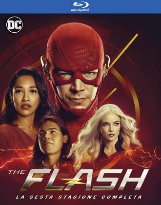The Flash - Stagione 6 (4 Blu-ray)