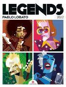 Legends - Pablo Lobato, Musiklegenden Kalender 2022