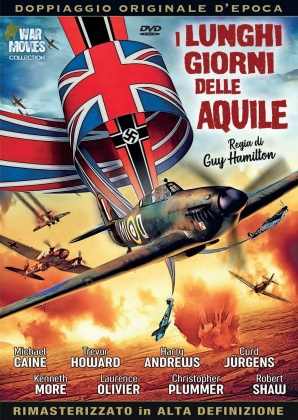 I lunghi giorni delle aquile (1969) (War Movies Collection, Doppiaggio Originale D'epoca, HD-Remastered)