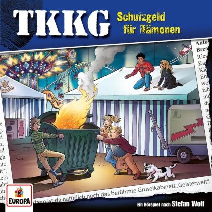 TKKG - 218/Schutzgeld für Dämonen