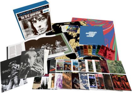 John Mayall - First Generation 1965-1974 (Boxset, Limited Edition, 35 CDs)