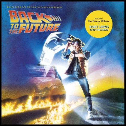 Back To The Future - OST (2021 Reissue, LP)