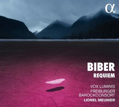 Vox Luminis, Heinrich Ignaz Franz von Biber (1644-1704), Lionel Meunier & Freiburger Barockconsort - Requiem