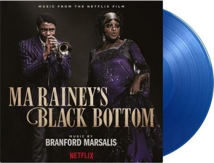 Branford Marsalis - Ma Rainey's Black Bottom - OST (Music On Vinyl, 2021 Reissue, Gatefold, Limited Edition, LP)