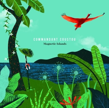 Commandant Coustou - Magnetic Islands (2021 Reissue, LP)