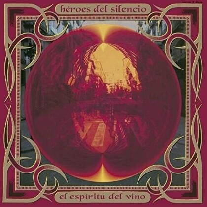 Heroes Del Silencio - El Espiritu Del Vino (2 LPs + CD)