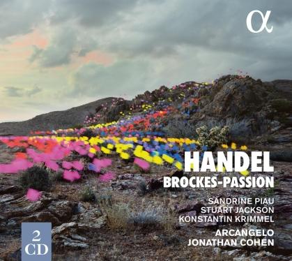 Georg Friedrich Händel (1685-1759), Jonathan Cohen, Sandrine Piau & Arcangelo - Brockes-Passion