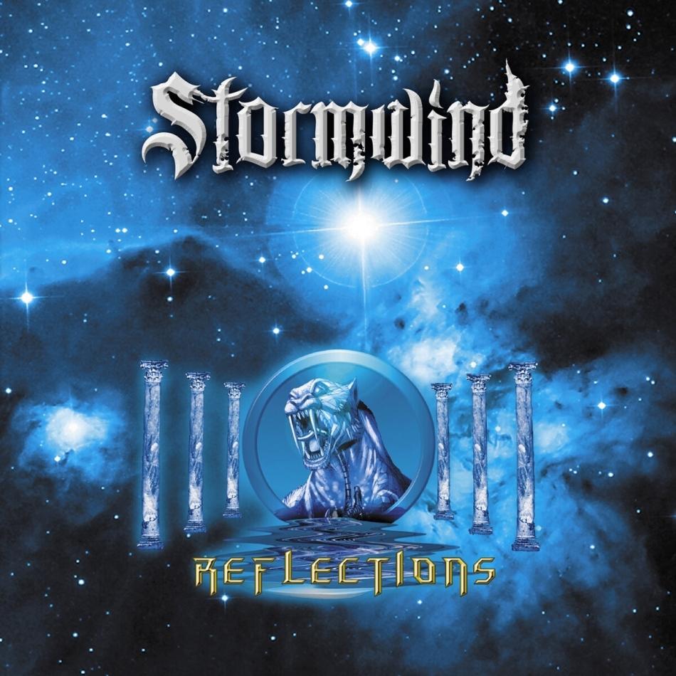Stormwind - Reflections (2021 Reissue, + Bonustrack, Remastered, Blue Vinyl, LP)