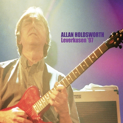 Allan Holdsworth - Leverkusen '97 (CD + DVD)