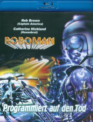 Roboman - Programmiert auf den Tod (1988)