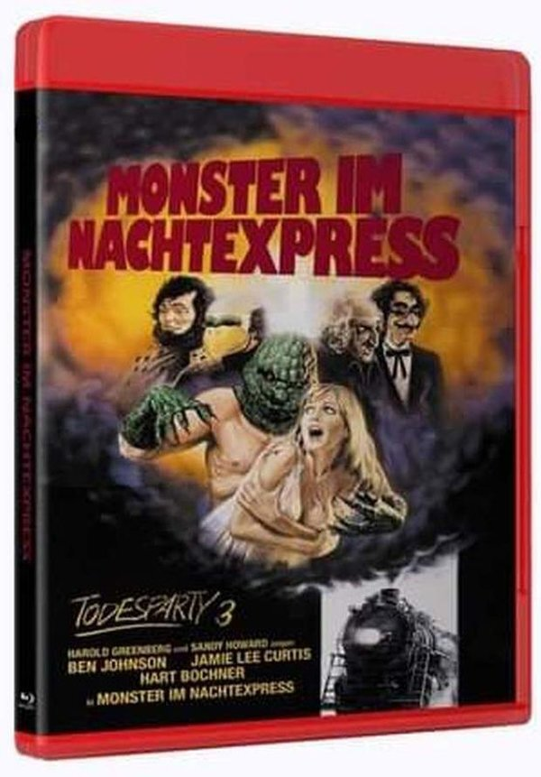 Monster im Nachtexpress - Todesparty 3 (1980) (Limited Edition, Uncut)