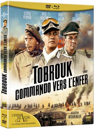 Tobrouk - Commando vers l'enfer (1966) (Cinema Master Class, Blu-ray + DVD)