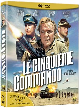 Le cinquième commando (1971) (Cinema Master Class, Blu-ray + DVD)